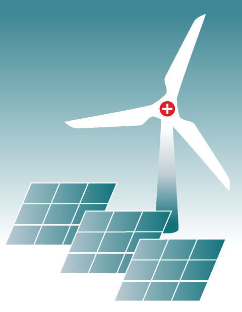 Photovoltaik Windkraftanlagen